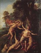 Jean-Francois De Troy Apollo and Daphne oil painting picture wholesale